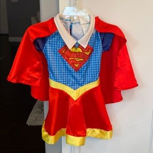 SUPER GIRL Costume size 4/5